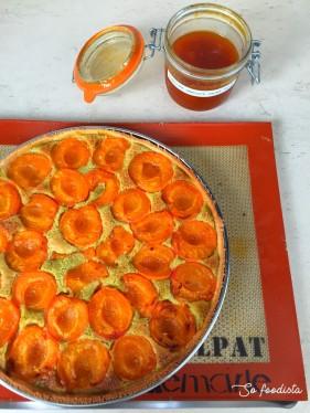 Tarte abricots pistaches (3)