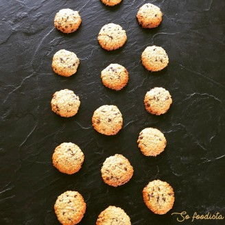 Cookies aux flocons d'avoine (2)