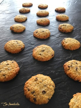 Cookies aux flocons d'avoine (4)
