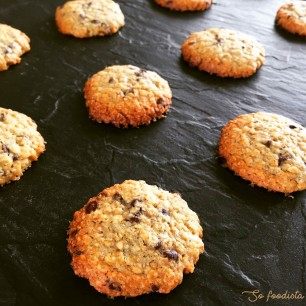 Cookies aux flocons d'avoine (6)