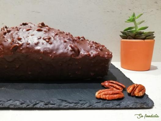 Cake marbré au fromage blanc, glaçage façon rocher (19).jpg