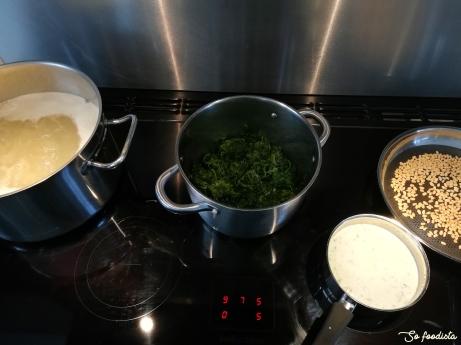 Pâtes aux épinards, gorgonzola et pignons de pin (6).jpg