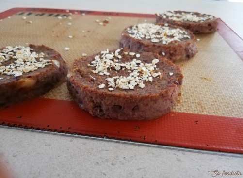 steak de haricots azukis